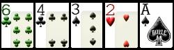 Razz Poker Hands