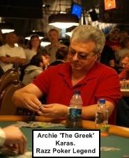 Razz Poker History